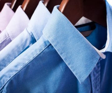 Warehousing and Packing Shirts